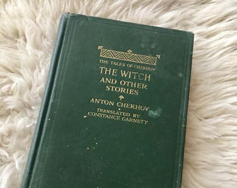 The Witch and Other Stories Anton Chekhov 1918 Russian Literature Translated