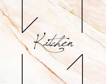 Kitchen E-Design Package