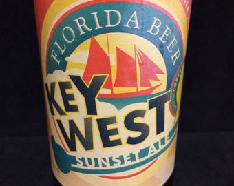 Key West Sunset Ale by Florida Beer Co scented candle - Made to order