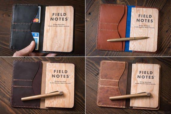 """BUILD-YOUR-OWN """"Park Sloper No Pen"""" Field Notes wallet"""