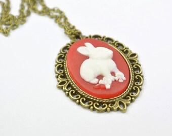 Necklace sweet Rabbit