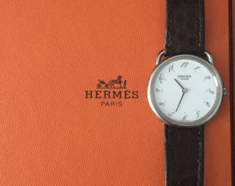 Hermes Arceau Watch Reduced Price and 10% Off Coupon SAVE10 ... Free Shipping