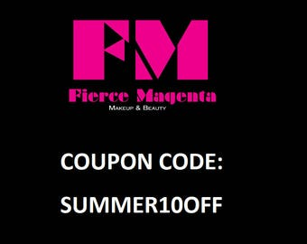 USE SUMMER10OFF AT CHECKOUT!!! do not purchase or add this listing to cart! Promo info only!!