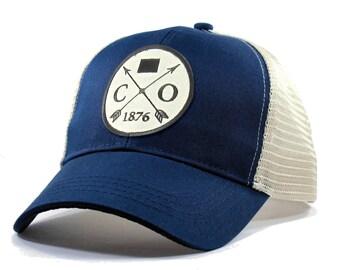 Homeland Tees Colorado Arrow Hat - Trucker