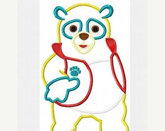 BACK2SCHOOL Disney Junior Agent Oso Inspired Top.  Boys and Men's sizes.  By Hoot n Hollar Children's Clothing