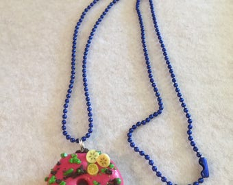 Necklaces for love at sweet tooth