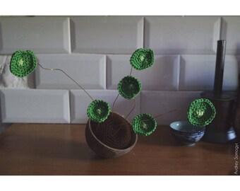Crochet cell