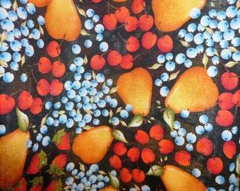 Fruit cobbler apron