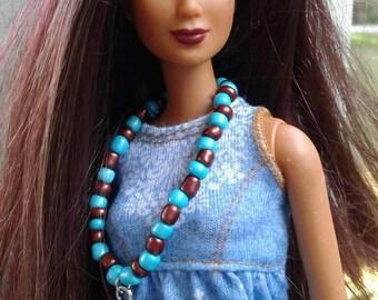 1:6 Barbie Cowgirl Jewelry