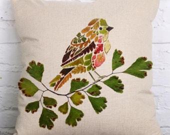 Pillow Sham - Color Bird