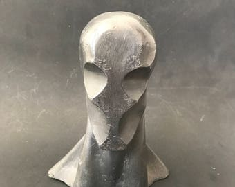 Outrageous Modernist Abstract Sculpture Bust