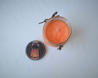 Cave of Wonders 16 oz. Artisan All Naural Soy Wax Candle Disneys Aladdin Inspired