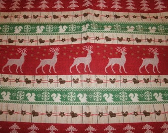 Free Shipping! on 2 Reindeer Holiday Sofa Pillow Covers, Holiday Decor, Accent Pillow Covers, Toss Pillow Covers, Home Decor, Seasonal Decor