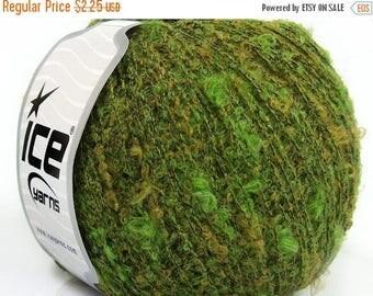 Clean My Closet Sale Ice Yarns Angie Alpaca Green Shades Yarn