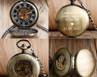 engraved pocket watch, groomsmen, groomsmen gift, groomsmen gifts, personalized pocket watch, pocket watch