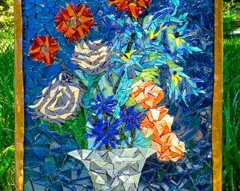 Smalti Flowers III