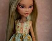OOAK Custom Monster High doll - Cleo de Nile