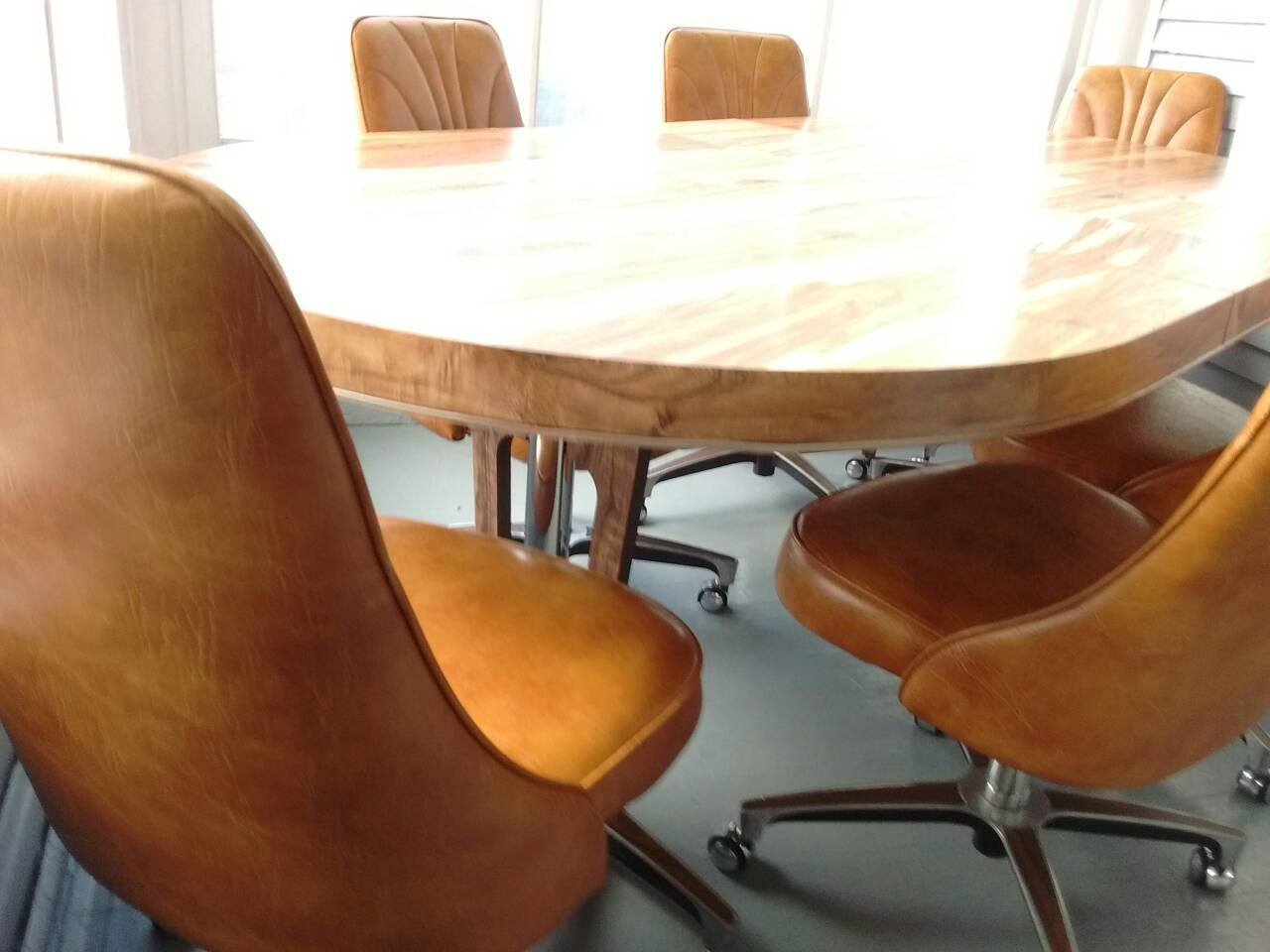 Retro Dining Set Table And Chairs 70s Chromecraft