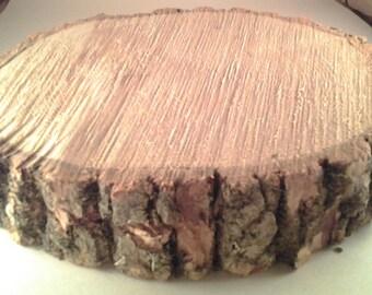 Ash Wood Slice