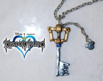 Kingdom Hearts Pendant | Keyblade necklace | Keyblade jewelry | Original accessories | Geek jewellery | Videogame pendant | Disney necklace