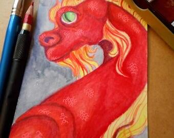 MINI ORIGINAL Red Dragon