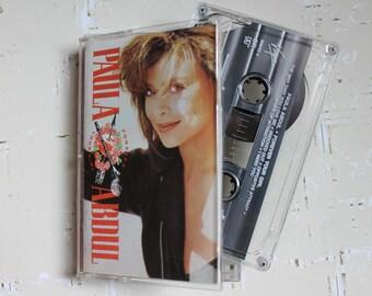 Paula Abdul Forever Your Girl Cassette Tape 1988