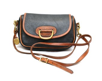 Dooney and Bourke Small Leather Crossbody Bag - Purse