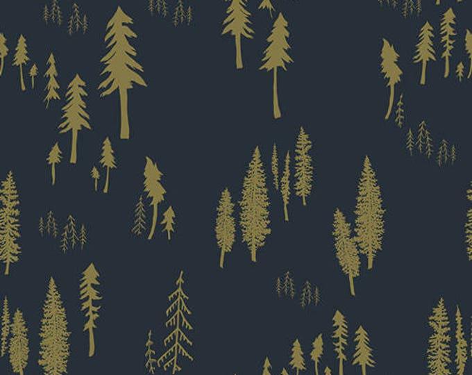 Timberland Knit- Woodland Fusion- Art Gallery Fabrics