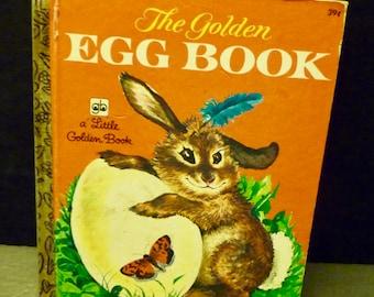 The Golden Egg Book- A Little Golden Book -1973