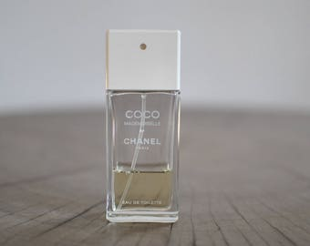 Vintage COCO MODEMOISELLE by Chanel rare women's fragrance