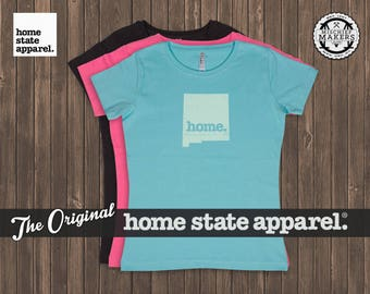New Mexico Home. T-shirt- Women's Relaxed Fit