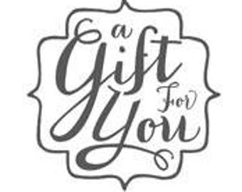 Gift Certificate (10 or 25 dollar amounts) for AmeliorLLC and AmelioreSupplies