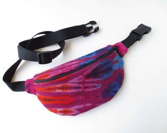 Tie Dye Fanny Pack