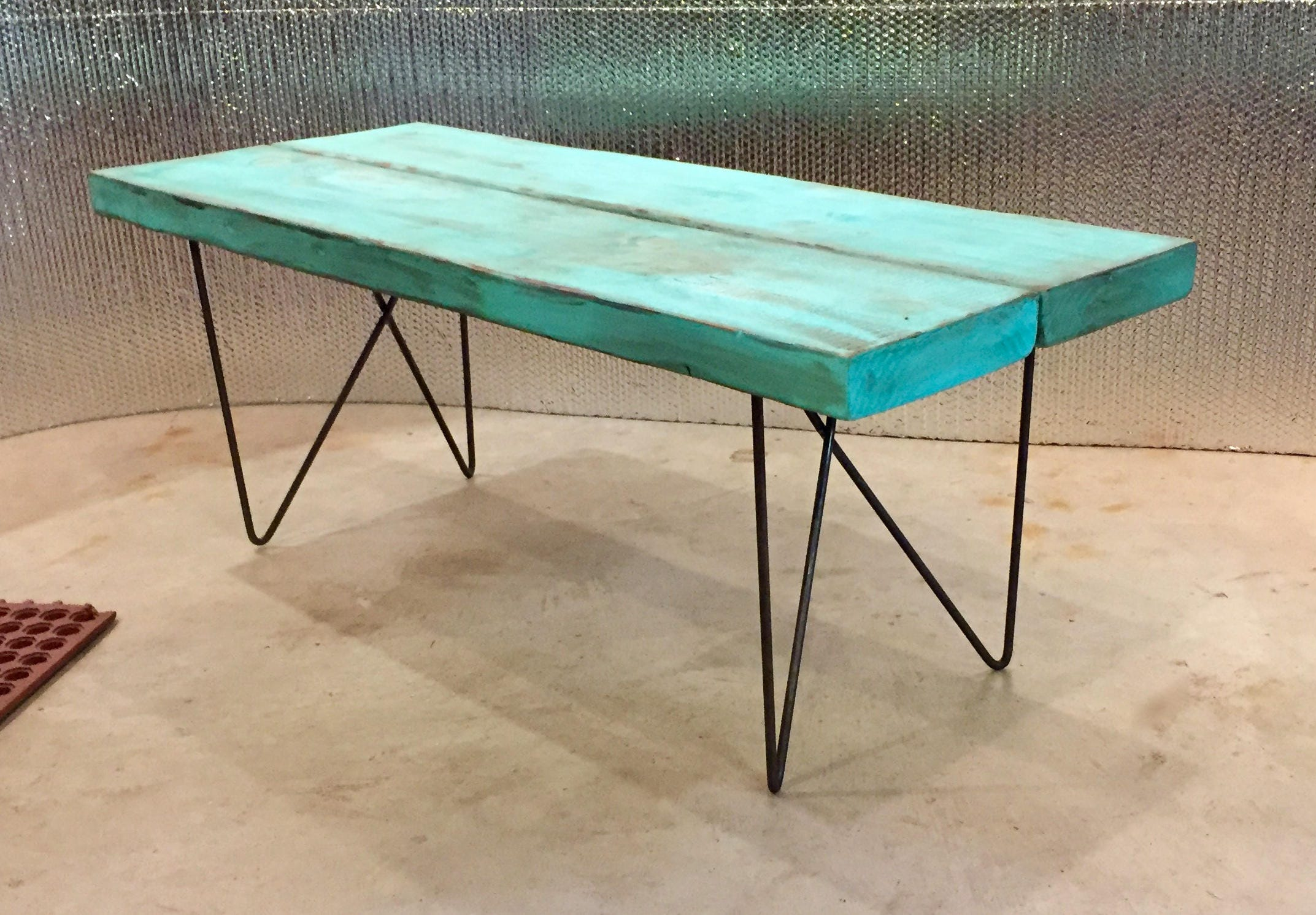 Coffee Table Height 16 W Solid 3 8