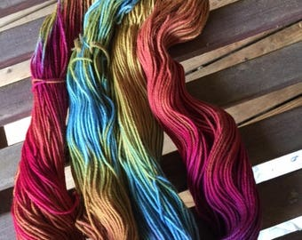 Gaia's Rainbow Merino Sport