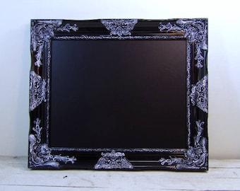 Wedding Frame Chalkboard  Memo YOU PICK 22 x 26  White Wedding Board