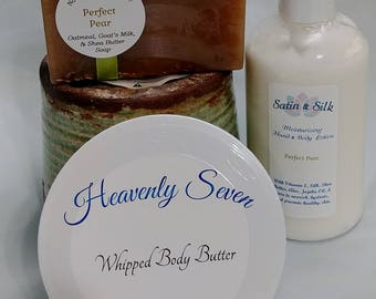 Bath & Body Set - Save 15% - Treat yourself or someone else!