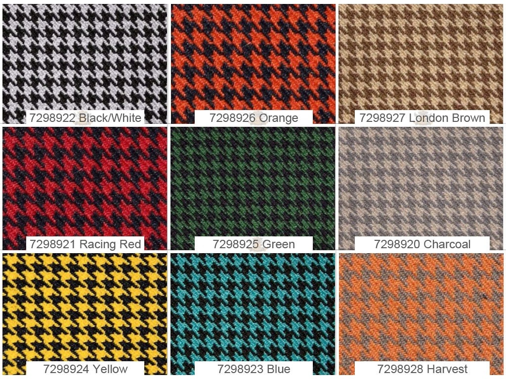 houndstooth automotive retro headliner general upholstery. Black Bedroom Furniture Sets. Home Design Ideas