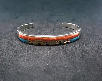 Pueblo Cuff Bracelet
