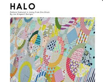 Free shipping! HALO Acrylic Templates By Jen Kingwell