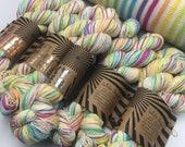 SELF-STRIPING ! - White Stripes - 1 x 100g Sport - 18 Stripes