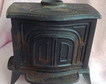 Cast Iron Victorian Heater Bank
