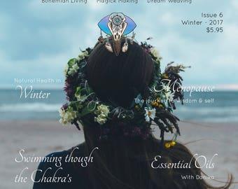 Issue 6 - Magick & Wyld E-Magazine - Winter 2017
