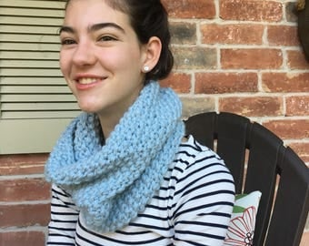 Thick Seed Stich Cowl
