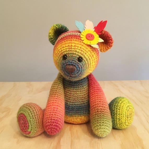 Bliss Boho Bear