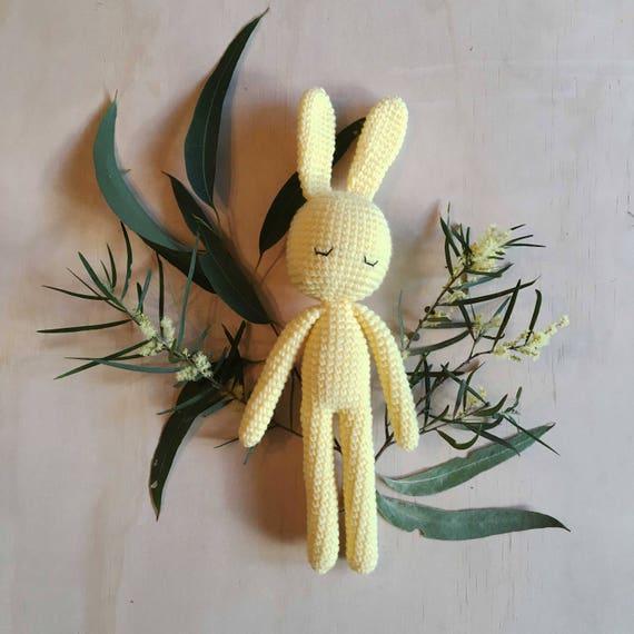 Yellow Bunny Buddy