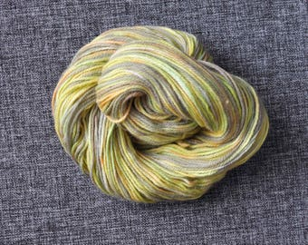 SALE Mind your own Bees wax, ethical twist, DK, alpaca