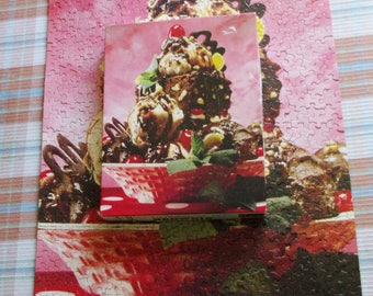 Springbok The Ultimate Brownie Puzzle 500 Piece Jigsaw Puzzle PZL4466 Vintage Puzzle Made in USA