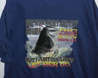 Big Mouth Bass, Men's T-Shirt