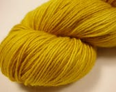 BFL 100% Wool, Hand-Dyed 4 Ply/Sock/Fingering Weight Yarn, 100g, 400m